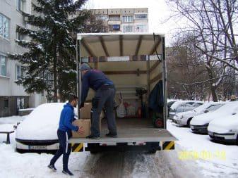 преместване на багаж преместване