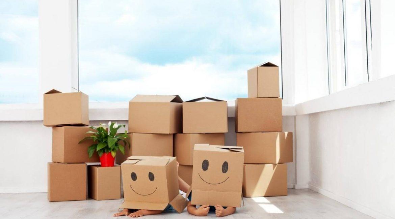подготовка за преместване на дома корица