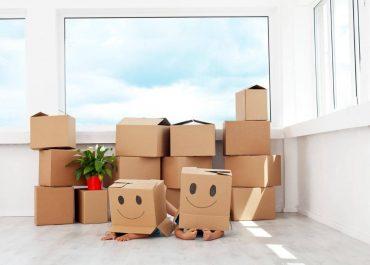 Подготовка за преместване на дома