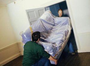 превоз на диван преместване